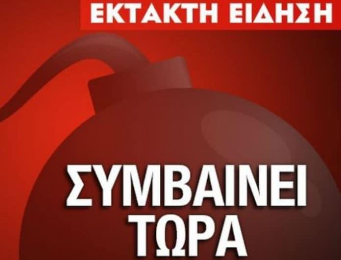 Συναγερμός στην ΕΛ.ΑΣ.: Ύποπτο αντικείμενο στο κέντρο της Αθήνας!
