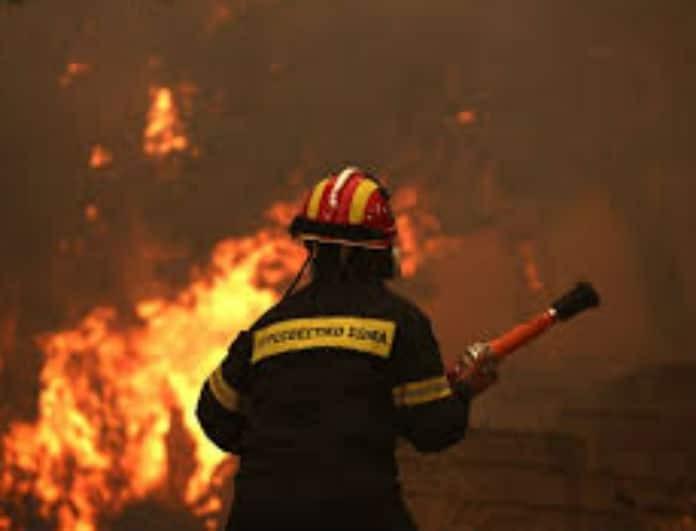 Συναγερμός για το Σάββατο! Υψηλός κίνδυνος πυρκαγιάς σε πολλές περιοχές!