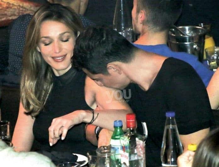 Σάκης Ρουβάς - Κάτια Ζυγούλη: Του έριξε χαστούκι και αυτός την τρέλανε στα φιλιά! Βίντεο ντοκουμέντο...