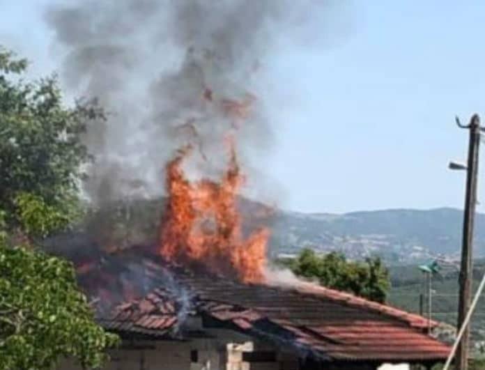 Θρήνος στη Φθιώτιδα! Κάηκε ζωντανή μέσα στο σπίτι της...