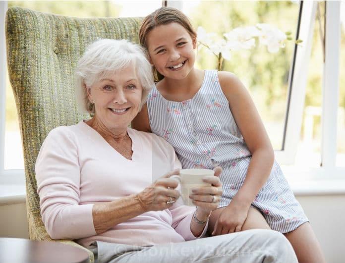 μπαούλο γιαγιάς