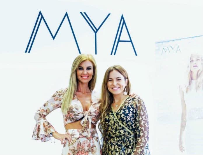Η επίσκεψη μου στο καινούργιο χώρο της MYA στην Αθήνα!