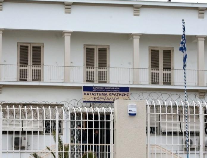 Χαμός στις φυλακές Κορυδαλλού: Σοβαρά επεισόδια - Εξέγερση κρατουμένων!