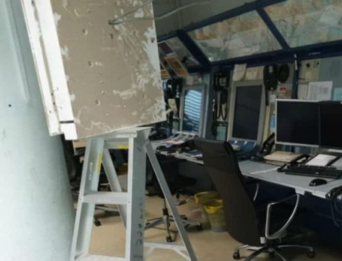 Κύπρος: Έπεσε το ταβάνι στα κεφάλια εργαζομένων!