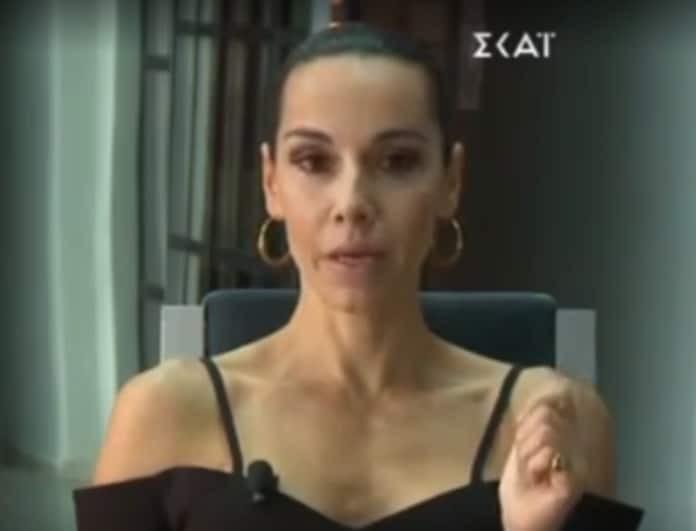 Μαρίνα Λαμπροπούλου: Συγκλονίζει! «Ο γιος μου ήταν 6,5 ετών όταν βρήκε νεκρό τον πατέρα του» (Βίντεο)