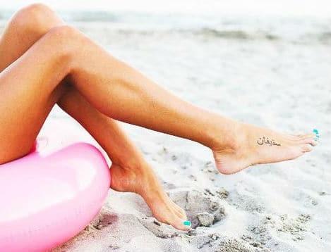 6 μοναδικά  tips για τέλεια πόδια το καλοκαίρι!