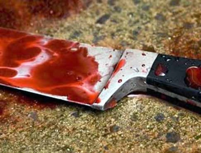 Σοκ στα Τρίκαλα! 30xρονος μαχαίρωσε τον πατέρα του!