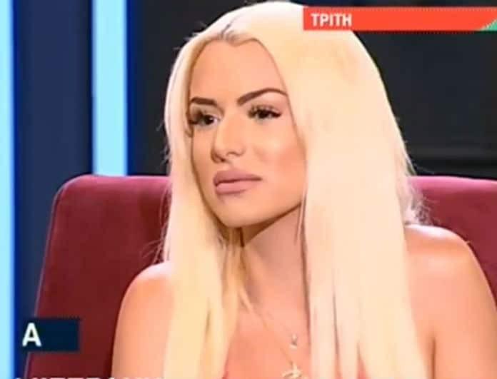 Στέλλα Μιζεράκη: Έβαλε τα κλάματα στην Μελέτη για τον Ζάρλα! «Προσέξτε πώς οδηγείτε....»