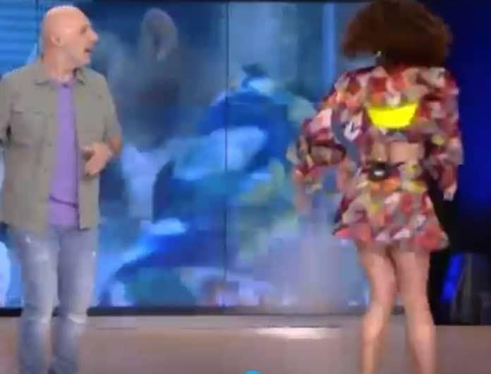 Νίκος Μουτσινάς: Τινάχτηκε στον αέρα με την εισβολή της... (Βίντεο)
