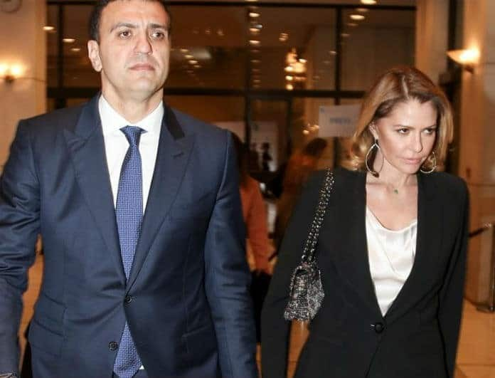 Τζένη Μπαλατσινού - Βασίλης Κικίλιας: «Αποφασίσαμε να πάρουμε απόσταση γιατί....» Αποκάλυψη τώρα!