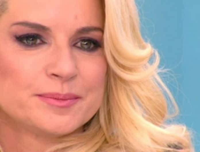 Μαρία Μπεκατώρου: «Παλεύει» να κρατηθεί η παρουσιάστρια! Εξελίξεις...