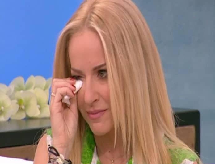 Μαρία Μπεκατώρου: Δέχτηκε απειλή! Ποιο νήμα την κράτησε στην ζωή;