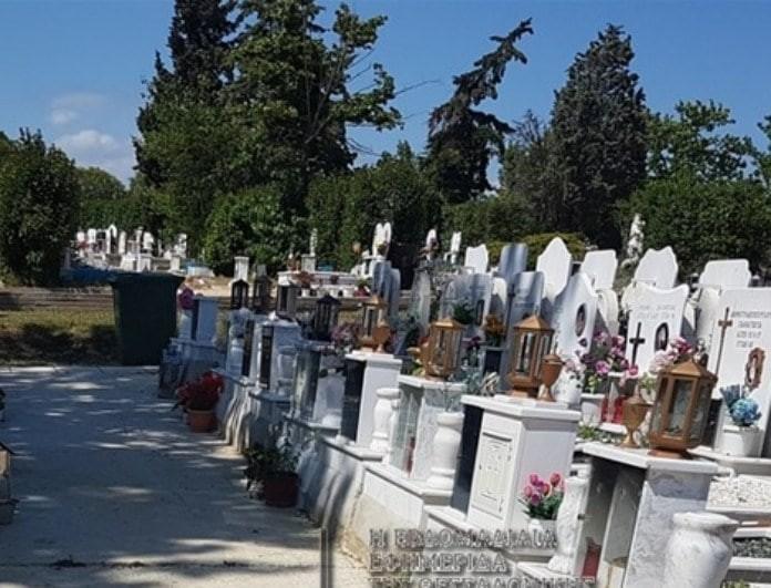 Θεσσαλονίκη: Με οικοδομικό καρότσι μεταφέρουν τις σορούς των νεκρών! Μακάβριες εικόνες!