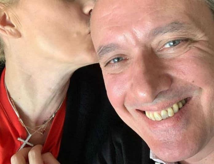 Νίκος Χατζηνικολάου: Η φωτογραφία που έφερε την αντίδραση της γυναίκας του!
