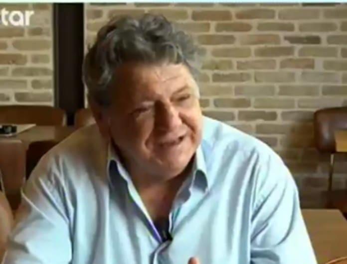 Γιώργος Παρτσαλάκης: Τα τρελά λεφτά που έπαιρνε ως πρωταγωνιστής σε γνωστή σειρά!