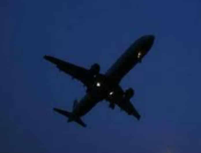 Τρόμος σε πτήση πάνω από την Θεσσαλονίκη! Θρίλερ για τους επιβάτες!