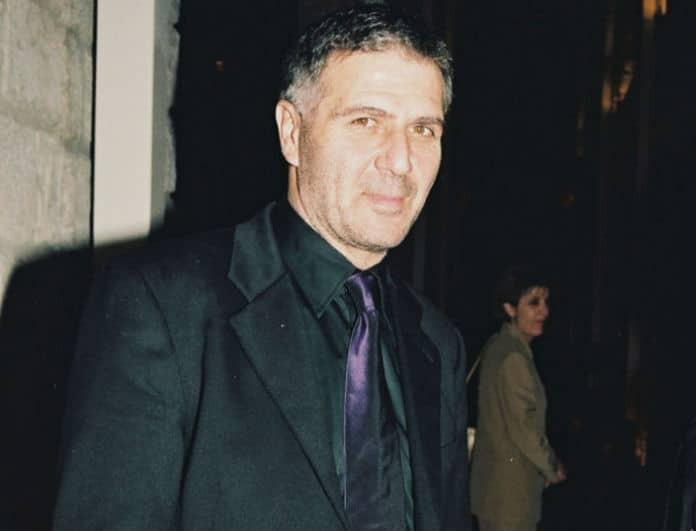 Νίκος Σεργιανόπουλος: Σαν σήμερα 11 χρόνια πριν βρέθηκε δολοφονημένος ο ηθοποιός!