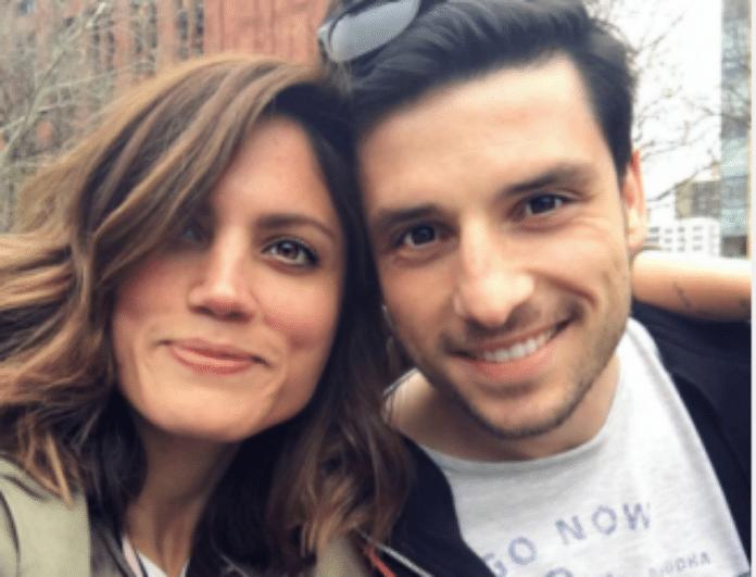 Μαίρη Συνατσάκη: Το δημόσιο ευχαριστώ στον πρώην σύντροφό της Σπύρο Χατζηαγγελάκη!