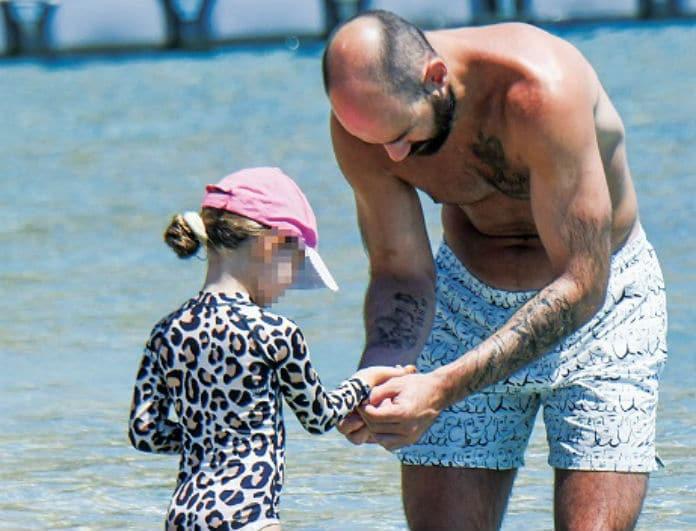 Βασίλης Σπανούλης: Το τατουάζ στην καρδιά για τα παιδιά του!