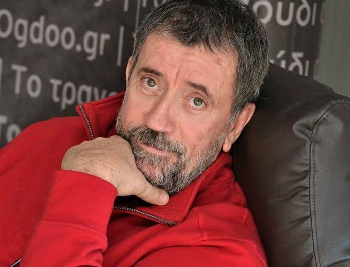 Σπύρος Παπαδόπουλος: Φεύγει ο παρουσιαστής και αφήνει πίσω του τα πάντα!