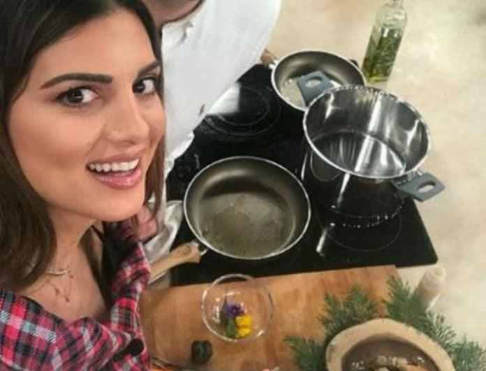 Είσαι single; Η Σταματίνα Τσιμτσιλή που έχει την πιο νόστιμη συνταγή που πρέπει να δοκιμάσεις!