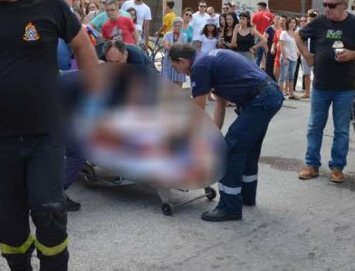 Τρόμος στο Ναύπλιο! Αυτοκίνητο έκανε