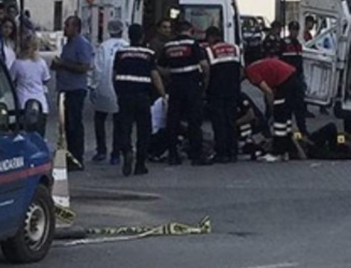Σοκαριστικό τροχαίο με 10 νεκρούς και 30 τραυματίες κοντά στα σύνορα! (Βίντεο)