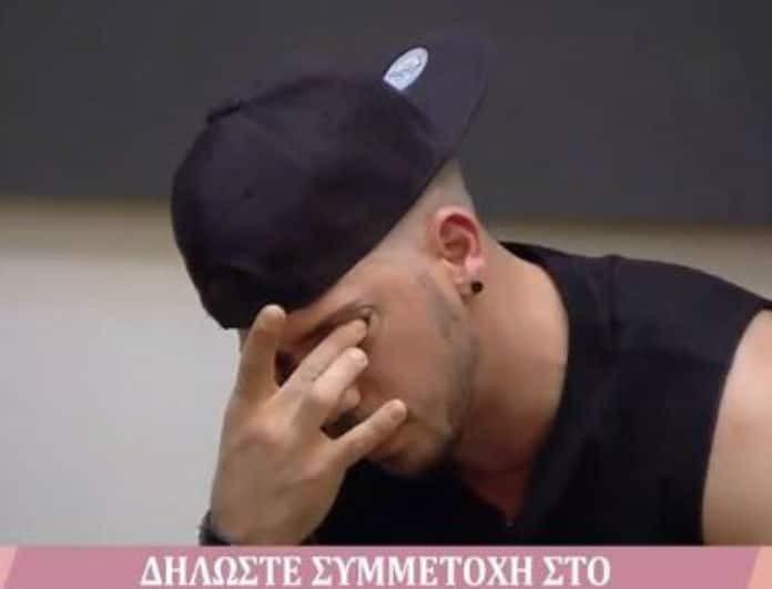 Power of love - Τελικός: Ξέσπασε σε κλάματα ο Τζόνι για τον Πάνο Ζάρλα!