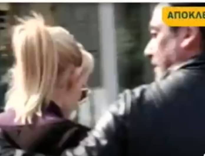 Έλενα Χριστοπούλου: Όταν πήγαινε στο νοσοκομείο να δει τον Καλλίτση αγκαλιά με τον νυν σύντροφο (Βίντεο)