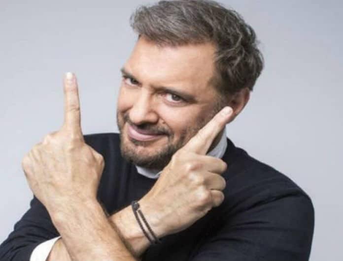 Χρήστος Φερεντίνος: Στιγμές ευτυχίας για τον παρουσιαστή! Του ανακοινώθηκε μια χαρμόσυνη είδηση!