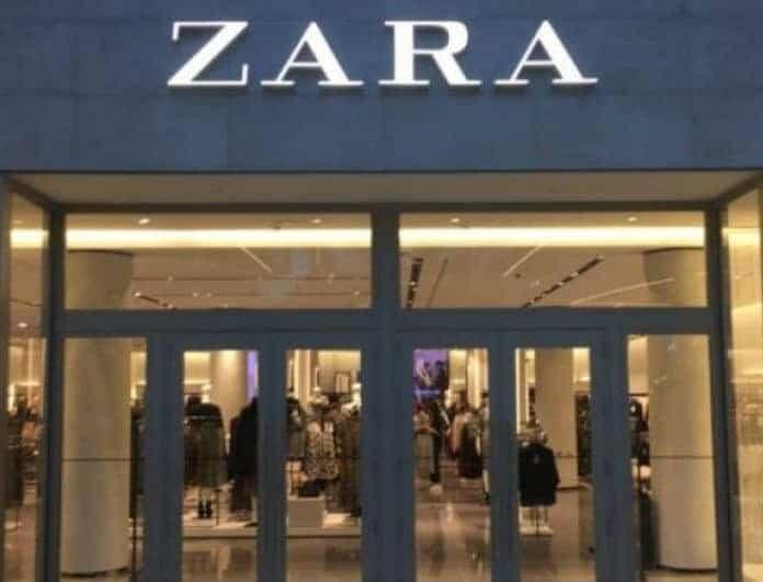 Zara: Το διάφανο μπλουζάκι με τούλι από τη νέα συλλογή που θα δώσει άλλον αέρα στο στιλ σου!