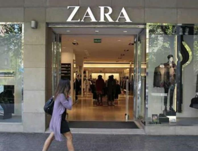 Zara: Σάλος στην αγορά με αυτό το γοργονέ τοπάκι - φιόγκος!