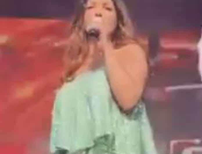 Έλενα Παπαρίζου: Στη δημοσιότητα το βίντεο που προδίδει την αλήθεια! Είναι έγκυος;