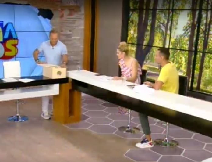 Μαντώ Γαστεράτου: Το φύλλο του μωρού και η μεγάλη έκπληξη από τον Κωστόπουλο! (Βίντεο)