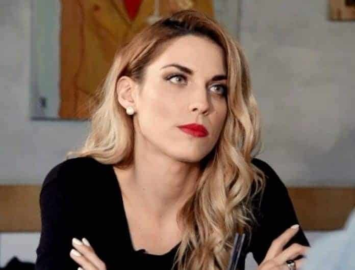 Μαντώ Γαστεράτου: Ξαφνικά εκτός Αθηνών η εγκυμονούσα! Τι συνέβη;