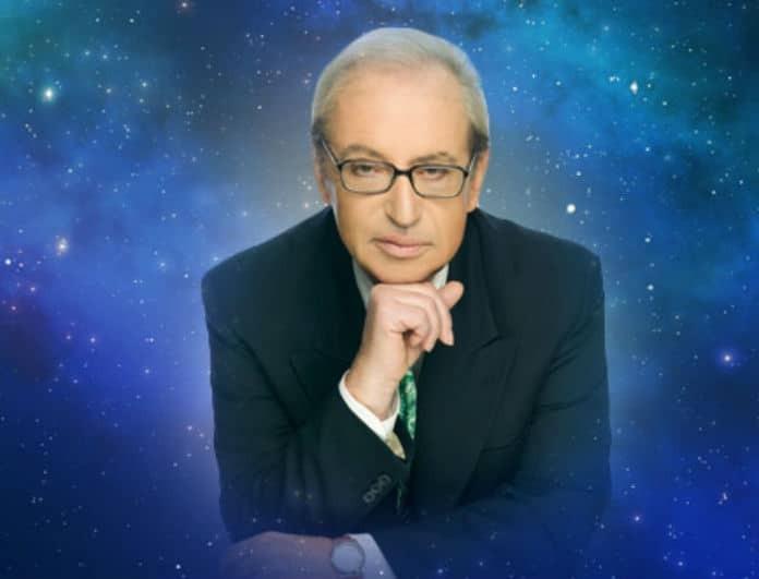 Κώστας Λεφάκης: Μόλις έδωσε τις αστρολογικές προβλέψεις της εβδομάδας για όλα τα ζώδια! Έτοιμοι για την αλήθεια;