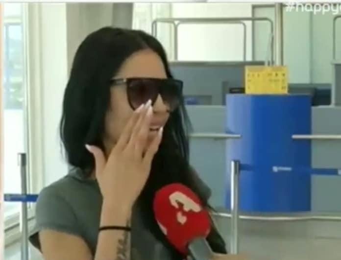 Δήμητρα Αλεξανδράκη: Όλη η αλήθεια για τη σχέση της με τον Μηλιώνη! (Βίντεο)