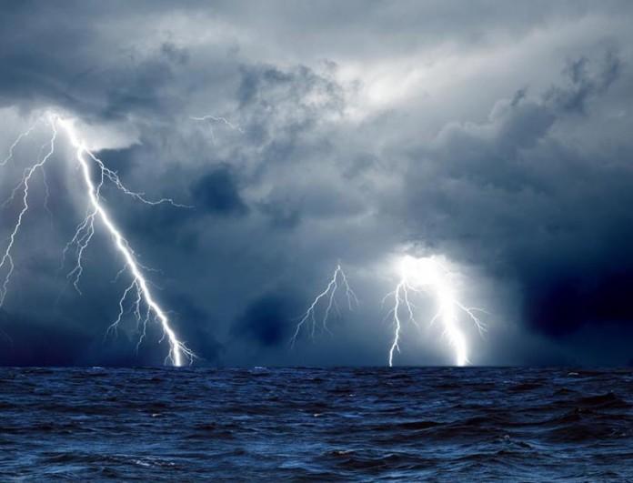 Προσοχή: Έκτακτο δελτίο καιρού από την ΕΜΥ! Έντονα καιρικά φαινόμενα!