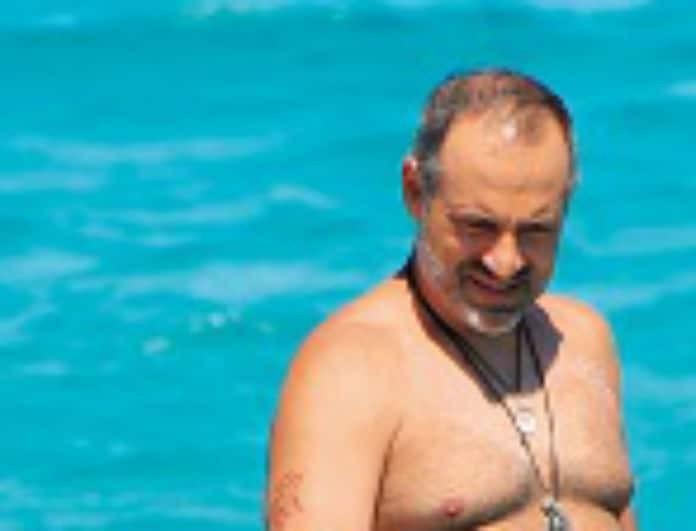 Κρατερός Κατσούλης: Πώς είναι το σώμα του χωρίς ρούχα! Φωτογραφίες ντοκουμέντο με κολλητό μαγιό!