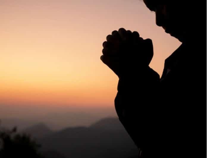 Αυτή είναι η προσευχή που πρέπει να πεις σε περίπτωση μεγάλου σεισμού!