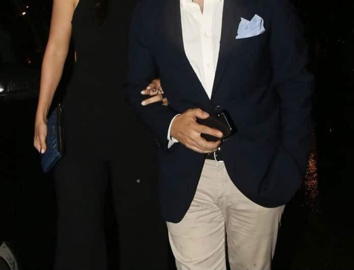 Πασίγνωστο ζευγάρι της ελληνικής showbiz δεν φαντάζεστε τι έκανε λίγο πριν παντρευτεί!