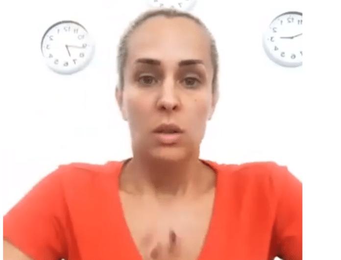 Έλενα Ασημακοπούλου: Έντρομη μετά τον σεισμό! «Κοπανάγανε τζαμαρίες...» (Βίντεο)