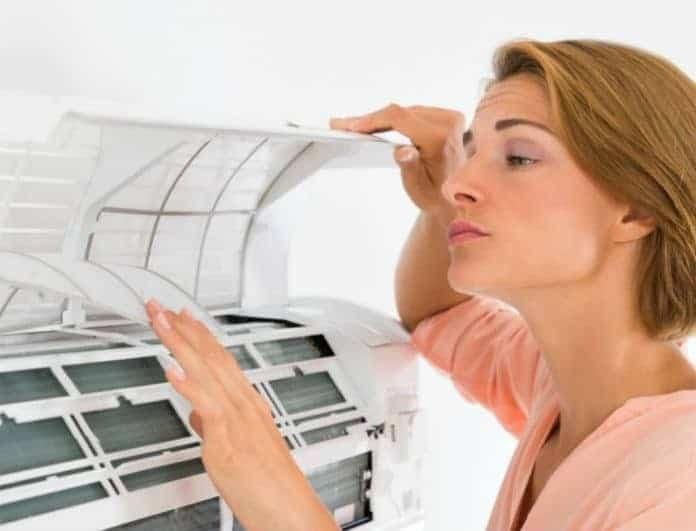 Οι «δέκα εντολές» για τη σωστή χρήση του κλιματιστικού!