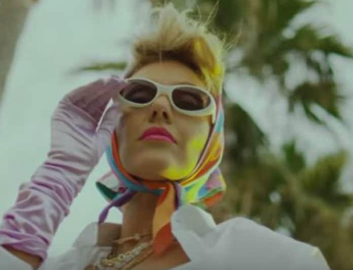 Τάμτα: Πιο αισθησιακή από ποτέ στο νέο της video clip!