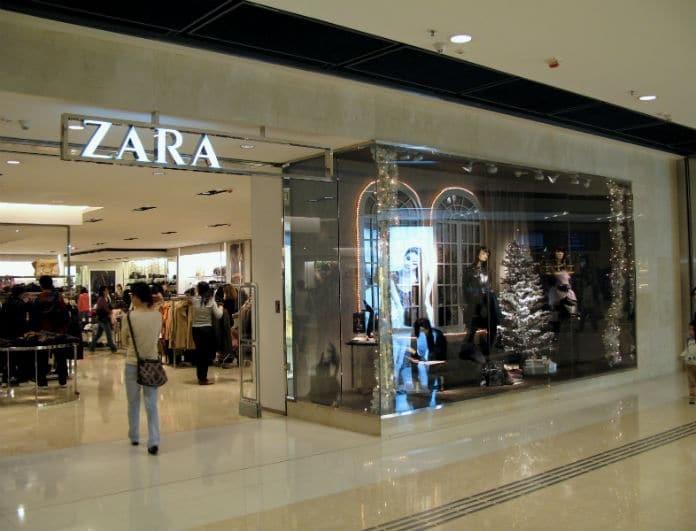 Zara: Το πουκάμισο με τον φιόγκο στο λαιμό είναι σκέτος