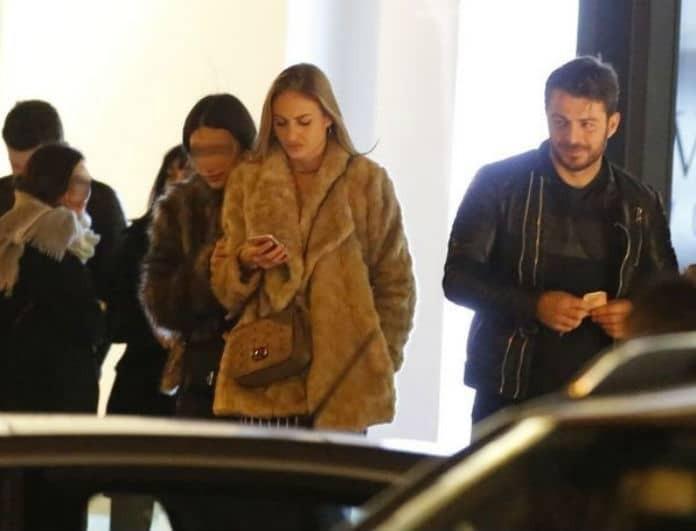 Γιώργος Αγγελόπουλος - Κατερίνα Δαλάκα: Τίτλοι τέλους στην σχέση τους! Όλο το παρασκήνιο του καυγά!