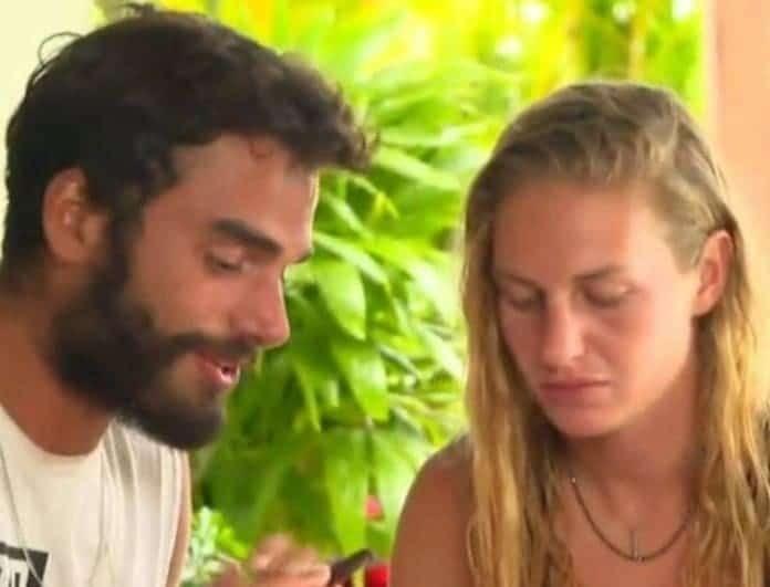 Κατερίνα Δαλάκα και Ατακάν είναι φουλ ερωτευμένοι! Τους «τσάκωσαν» σε τρυφερές στιγμές!