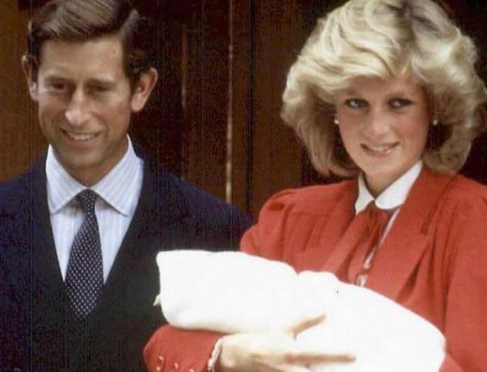 Κατάξανθη και γαλανομάτα η μυστική κόρη της της Diana και του Καρόλου! Έξαλλη η Ελισάβετ με την αποκάλυψη!