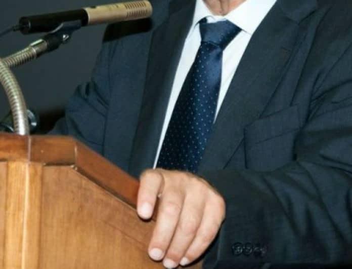 Πένθος! Πέθανε πασίγνωστος Έλληνας πολιτικός!