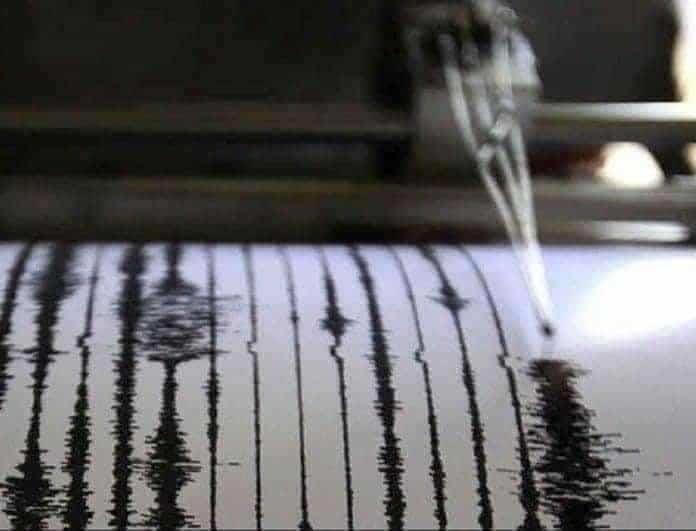 Ισχυρός σεισμός 5,4 Ρίχτερ!